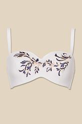 Bandeau-Bikini-Oberteil von Lise Charmel