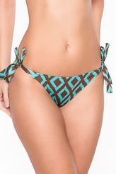 Bikini-Slip mit Schnürung von Antigel
