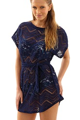 Kaftan Kleid Sun Dress von Panache