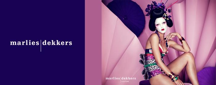 Marlies Dekkers - Yukata