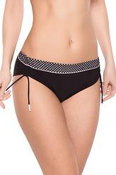 Bikini-Slip m. Kordeln von Lidea