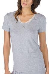 Shirt, kurzarm Jana von Mey Damenwäsche