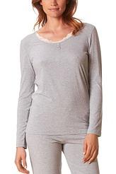 Shirt, langarm Jana von Mey Damenwäsche