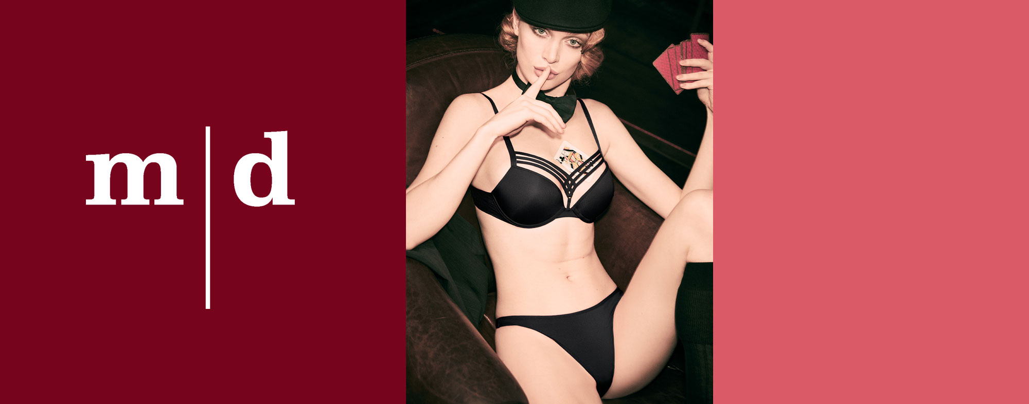 Marlies Dekkers - Dame de Paris black
