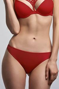 Marlies Dekkers Dessous String - 2 cm, Serie Dame de Paris red