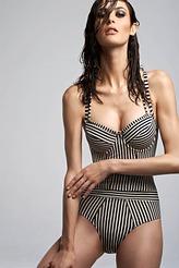 Plunge Balconette Badeanzug von Marlies Dekkers