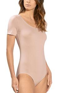 Mey Damenwäsche Unterwäsche Body, kurzarm, Serie Shirin