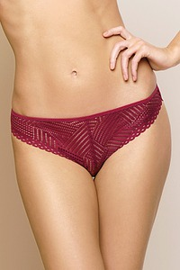 Antigel Dessous Slip, Serie Tressage Graphic