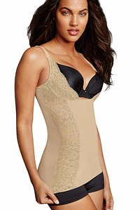 Maidenform Shapewear Wyob Torsette, Serie Firm Foundations