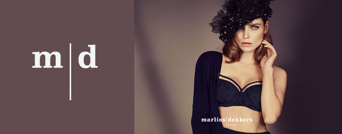 Marlies Dekkers - Space Odyssey blue