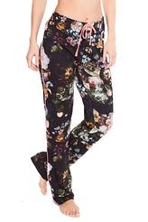 Dine Fleur Trousers Long von ESSENZA