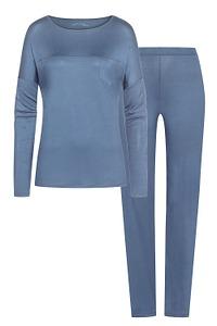 Mey Damenwäsche Nachtwäsche Pyjama lang, Serie Selina