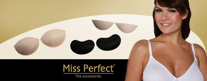 Miss Perfect - Schaumeinlagen