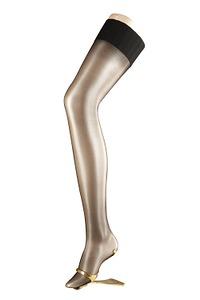 Abbildung zu Strapsstr�mpfe - DIAMOND (41502) der Marke FALKE aus der Serie Luxury, fein