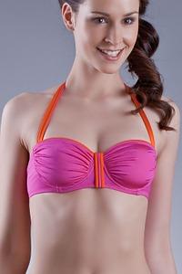 Abbildung zu Bandeau-Bikini-Oberteil (EB7312) der Marke Antigel aus der Serie La jet setteuse