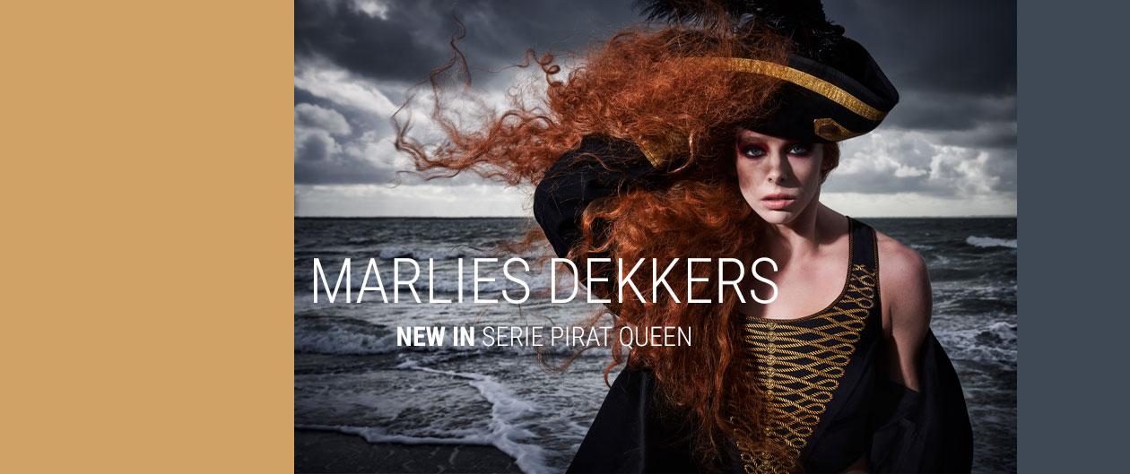 Marlies Dekkers - Pirate Queen