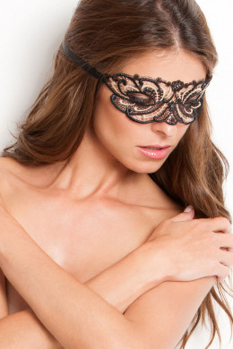 Lucky CheeksLuxury String EditionGolden Diamond Maske
