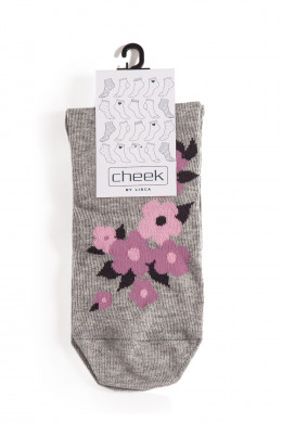 Cheek Sweet Bloom Socken