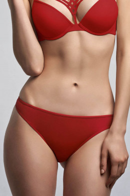 Marlies Dekkers Dame de Paris red String - 2 cm