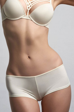 Marlies DekkersDame de Paris ivoryBrazilian Shorts - 12 cm