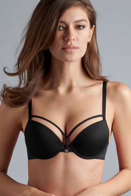 Marlies Dekkers Space Odyssey black Push-Up-BH