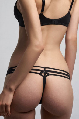 Marlies Dekkers Space Odyssey black String