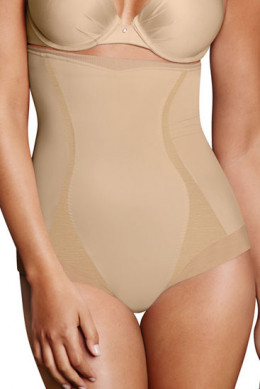 Maidenform Firm Foundations Hi-Waist Brief