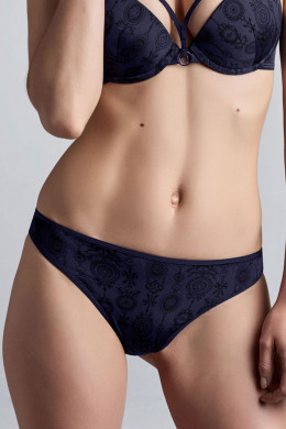 Marlies Dekkers Space Odyssey blue String