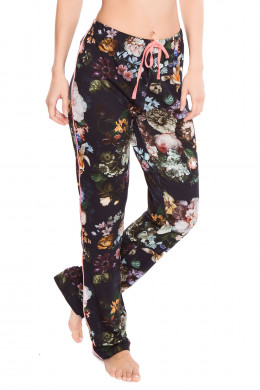 ESSENZA Essenza Homewear 2017 Dine Fleur Trousers Long