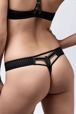 Marlies Dekkers Gloria Black Pinstripe String