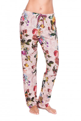 ESSENZA Essenza Homewear 2018 Dine Fleur Trousers Long