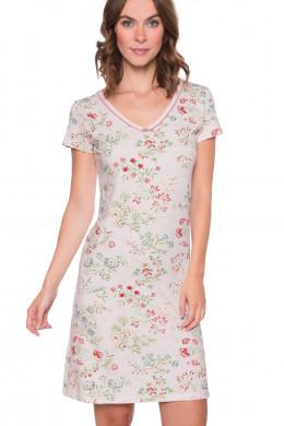 Pip StudioNightwear 2018Djoy jaipur flower Nightdress short sleeve