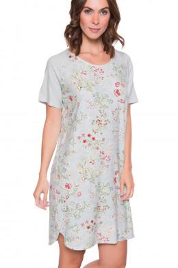 Pip StudioNightwear 2018Dees Jaipur flower Nightdress short sleeve