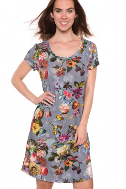 ESSENZA Essenza Homewear 2018 Isa Fleur Nightdress short sleeve