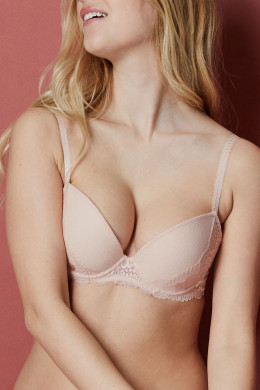 Simone Perele Promesse Push-Up-BH, T-back