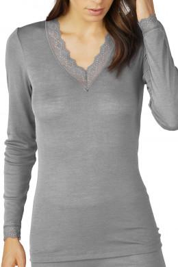 Mey DamenwäscheSerie Silk Touch WoolShirt, langarm