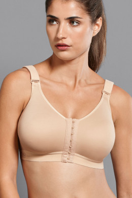 Anita Active Sport-BH, front open - firm support