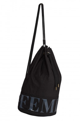 Marlies Dekkers Marinière Beach Bag black