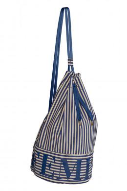 Marlies DekkersMarinièreBeach Bag blue-ecru