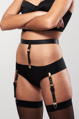Bijoux IndiscretsSexy AccessoiresMAZE - Suspender belt and Garter Belt Straps