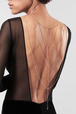 Bijoux IndiscretsSexy AccessoiresMAGNIFIQUE - Back and Cleavage Chain