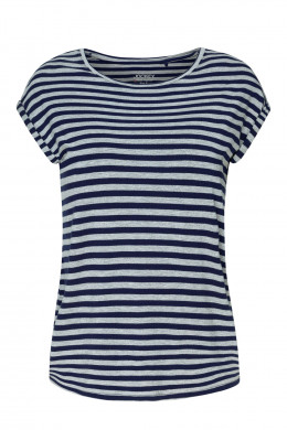Jockey Feelgood Lounge T-Shirt stripe