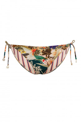 Watercult Hawaii Kitsch Brazilian Bikini-Slip