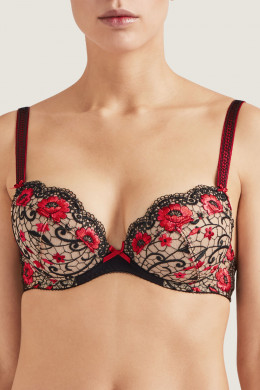 Aubade Fièvre Andalouse Push-Up-BH