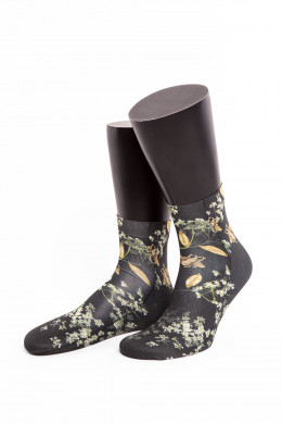 OrobluSocksPrint Garden Socks