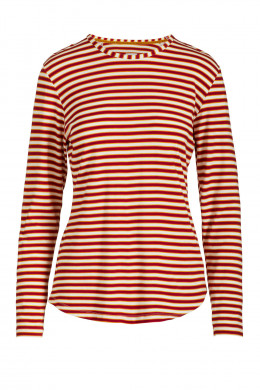 Pip Studio Loungewear 2020-2 Tom Sleepy Striper Top Long Sleeve
