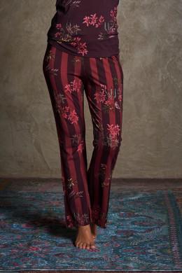 Pip StudioLoungewear 2020-2Babbetje Woodsy Tales Stripe Trousers Long