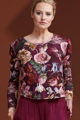 ESSENZALoungewear 2020-2Waona Claire Top Long Sleeve