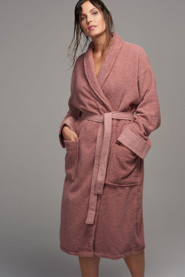 ESSENZA Kimono & Mäntel Connect Organic Bathrobe