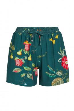 Pip StudioLoungewear 2021Bob Fleur Grandeur Trousers Short